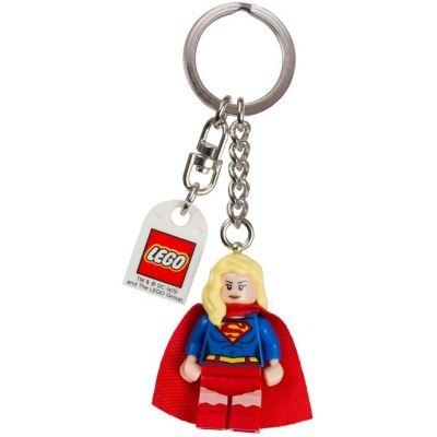 LEGO Key Chain - Super Heroes - Supergirl