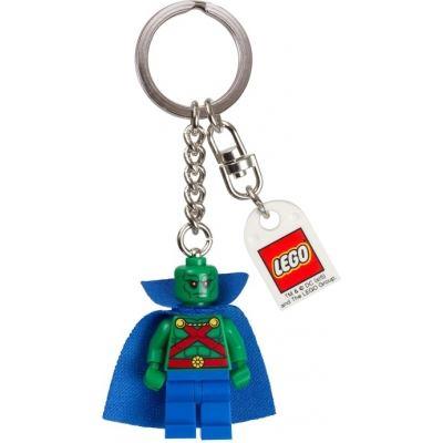 LEGO Key Chain - Super Heroes - Martian Manhunter