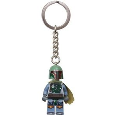 LEGO Key Chain - Star Wars - Boba Fett