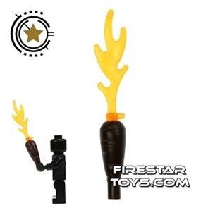 LEGO - Flaming Torch