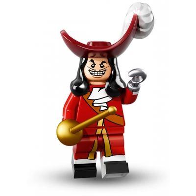 LEGO Minifigures - Disney - Captain Hook