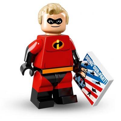 LEGO Minifigures - Disney - Mr Incredible