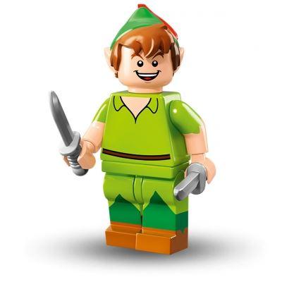 LEGO Minifigures - Disney - Peter Pan