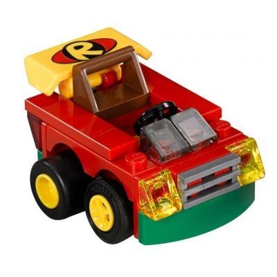 Custom Mini Set - Super Heroes - Micro Robin Car