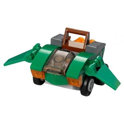 Custom Mini Set - Super Heroes - Micro Green Goblin Glider