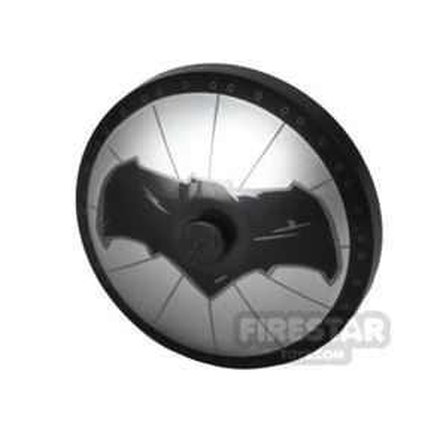 Printed Inverted Dish - Ø32X6.4 - Batman Logo