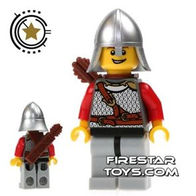 LEGO Castle Kingdoms - Lion Knight 1