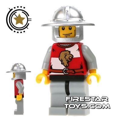 LEGO Castle Kingdoms - Lion Knight 2
