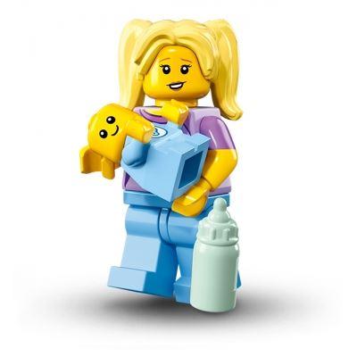 LEGO Minifigures - Babysitter