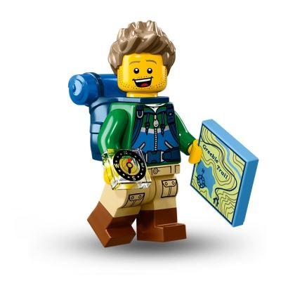 LEGO Minifigures - Hiker