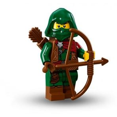LEGO Minifigures - Rogue