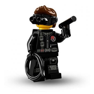 LEGO Minifigures - Spy