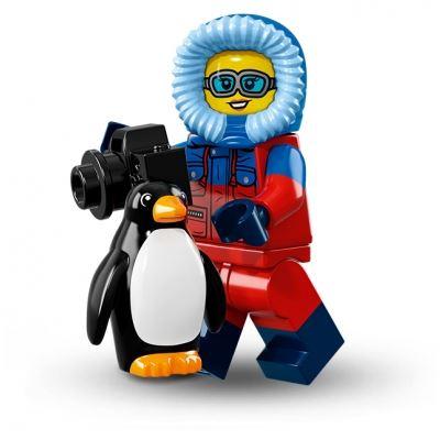 LEGO Minifigures - Wildlife Photographer