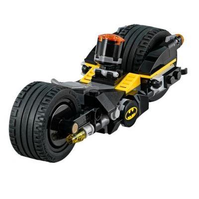 Custom Mini Set - Super Heroes - Batcycle