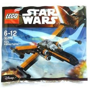 LEGO Star Wars 30278 - Poe's X-wing Fighter