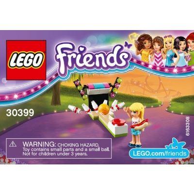 LEGO Friends 30399 - Bowling Alley