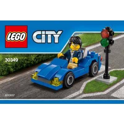 LEGO City 30349 - Sports Car