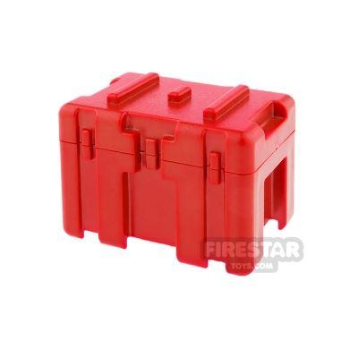 SI-DAN - Transit Case TB206 - Red