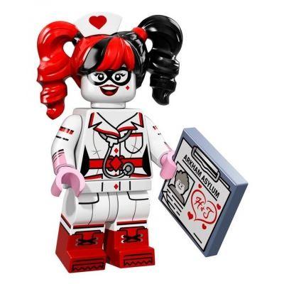 LEGO Minifigures 71017 - Nurse Harley Quinn