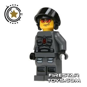 LEGO Space Police Mini Figure - Space Police 3 Officer 7