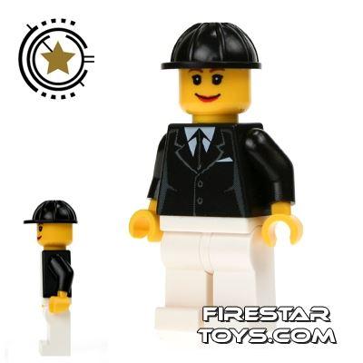 LEGO City Mini Figure - Horse Rider
