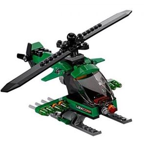 Custom Mini Set - Super Heroes - LexCorp Helicopter