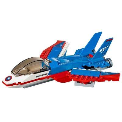 Custom Mini Set - Super Heroes - Captain America's Jet