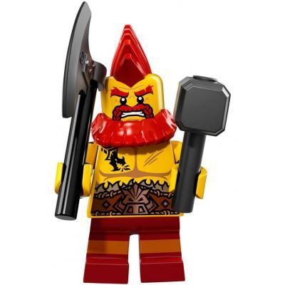 LEGO Minifigures 71018 - Battle Dwarf