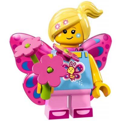 LEGO Minifigures 71018 - Butterfly Girl