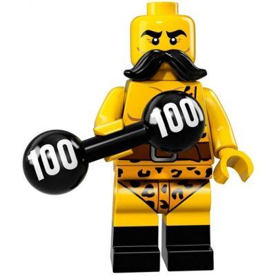 LEGO Minifigures 71018 - Circus Strong Man