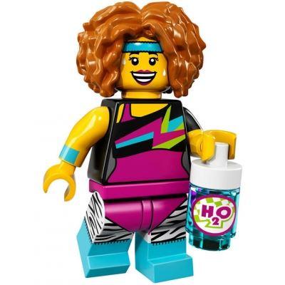 LEGO Minifigures 71018 - Dance Instructor