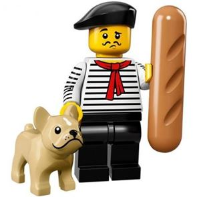 LEGO Minifigures 71018 - Connoisseur