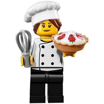 LEGO Minifigures 71018 - Gourmet Chef