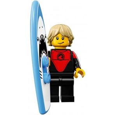 LEGO Minifigures 71018 - Professional Surfer