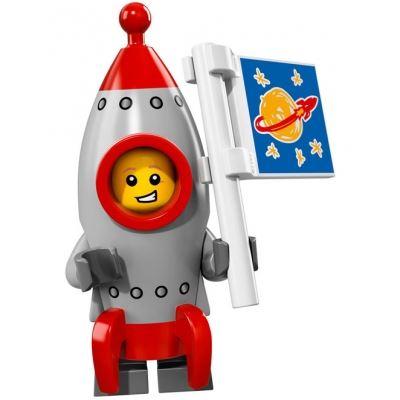 LEGO Minifigures 71018 - Rocket Boy