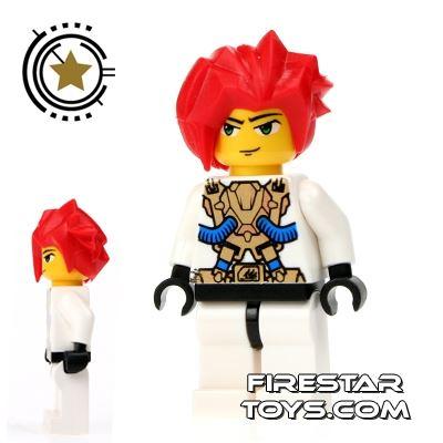 LEGO Exo Force Mini Figure - Ha Ya To Gold