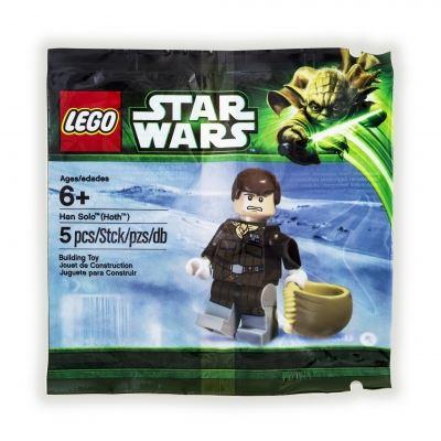 LEGO Star Wars 5001621 - Han Solo Hoth