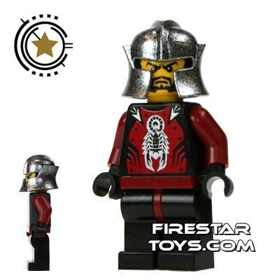 LEGO Castle - Knights Kingdom II - Shadow Knight 2