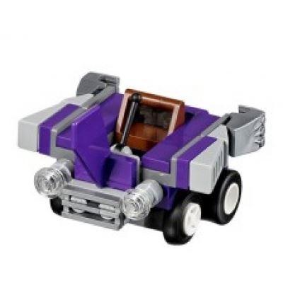 Custom Mini Set - Super Heroes - Micro Bizarro Car