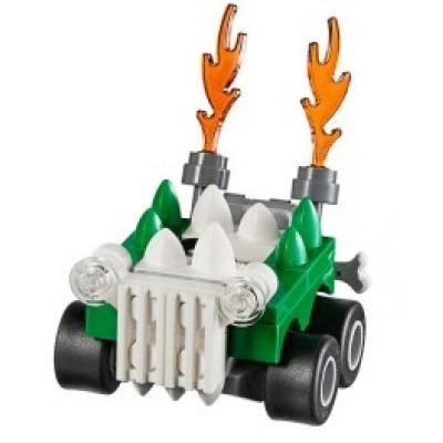 Custom Mini Set - Super Heroes - Micro Doomsday Car
