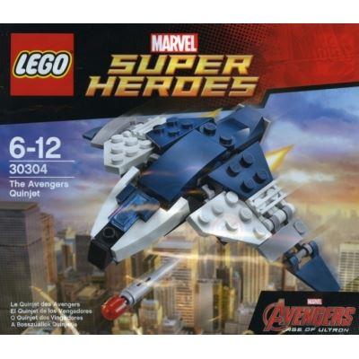 LEGO Super Heroes 30304 - The Avengers Quinjet