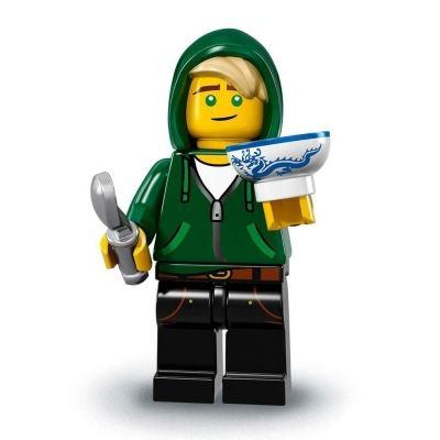 LEGO Minifigures 71019 - Lloyd Garmadon