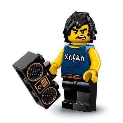 LEGO Minifigures 71019 - Cole