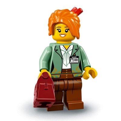 LEGO Minifigures 71019 - Misako