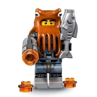 LEGO Minifigures 71019 - Shark Army Octopus
