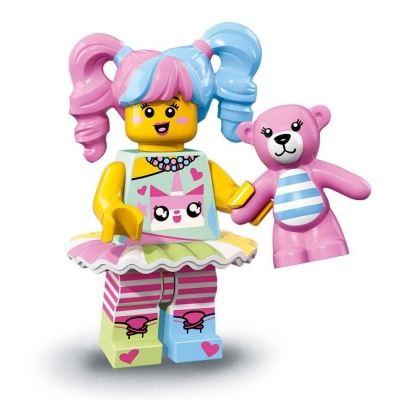 LEGO Minifigures 71019 - N-POP Girl