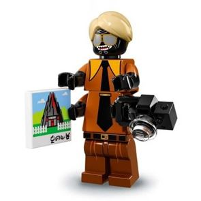 LEGO Minifigures 71019 - Flashback Garmadon