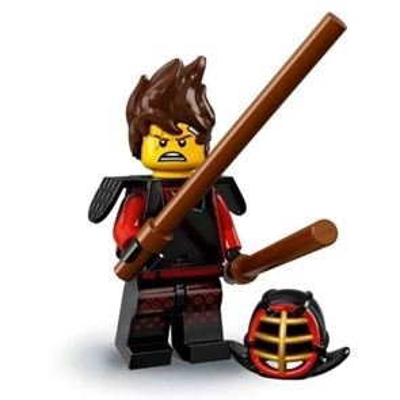 LEGO Minifigures 71019 - Kai Kendo