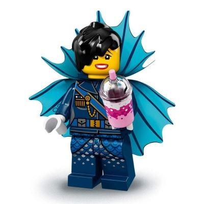 LEGO Minifigures 71019 - Shark Army General #1