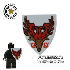 LEGO - Stag Coat Of Arms